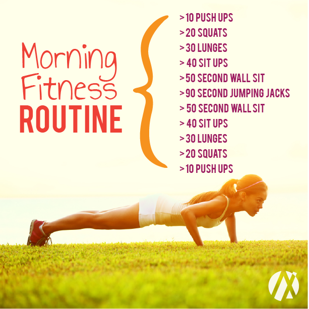 Good Morning Gym : Morning fitness routine alma active